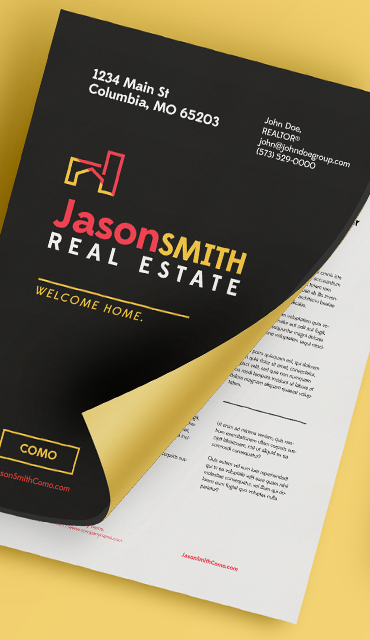 jason-smith-real-estate-welcome-packet-cover-columbia-mo-real-estate-branding-and-web-design
